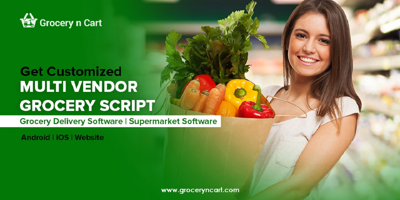 Online Supermarket software
