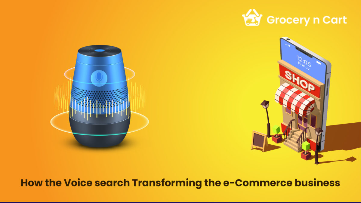 How the Voice search Transforming the e-Commerce business